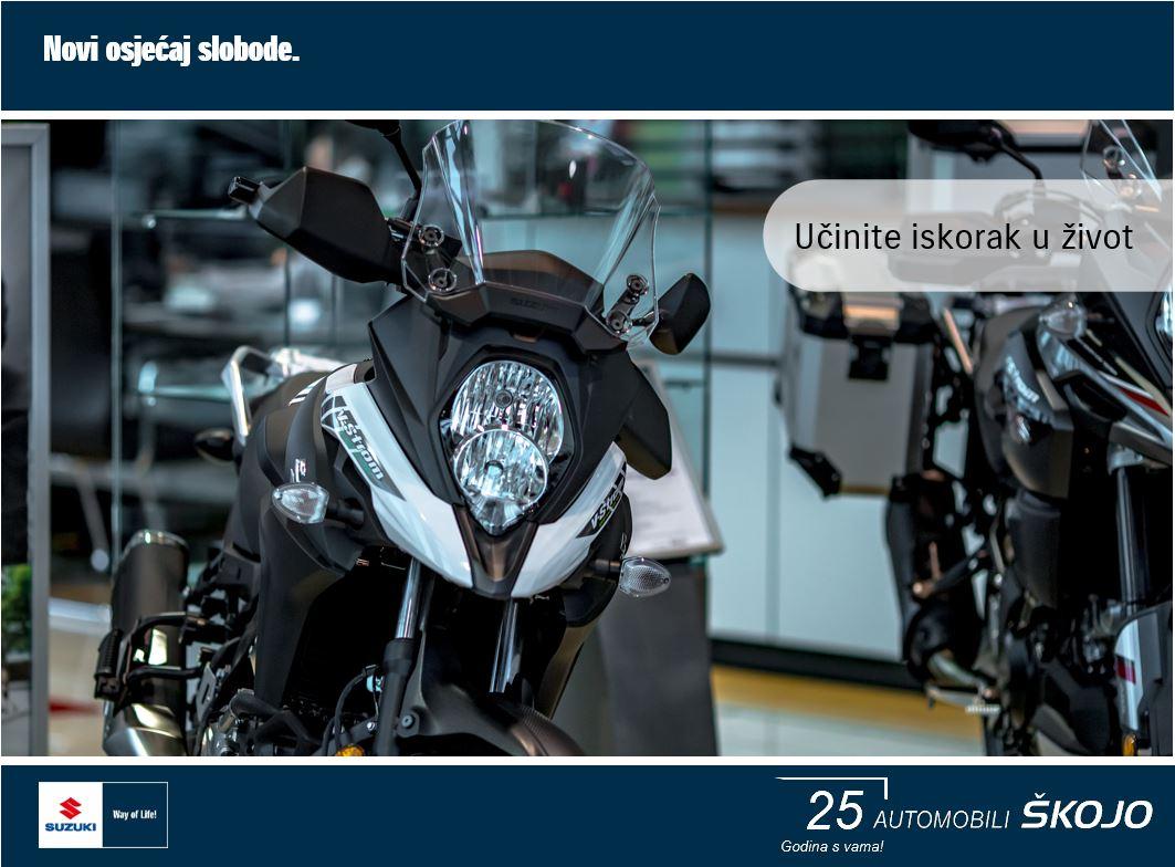 1 Reklama 1 Suzuki MOTORI