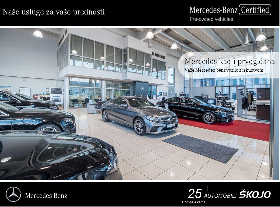 1. Reklama 3 Mercedes