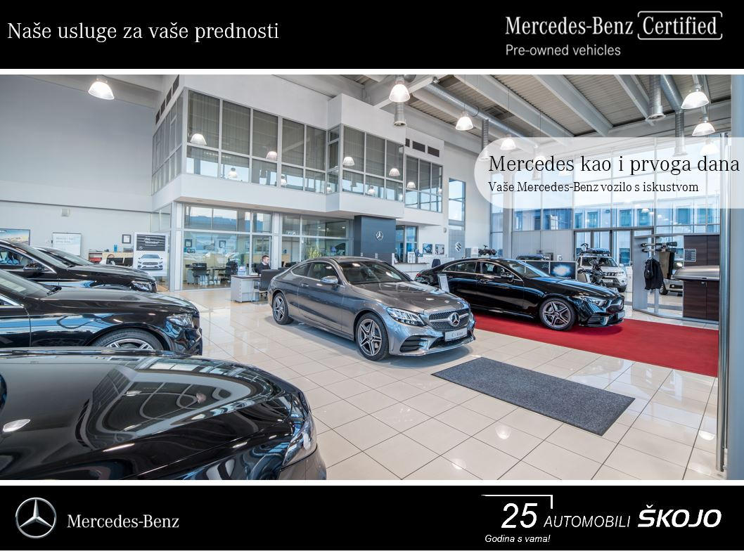 1 Reklama 3 Mercedes