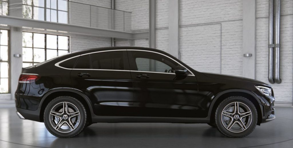 "Mercedes-Benz GLC 220 d 4MATIC Coupe ""All Star"""