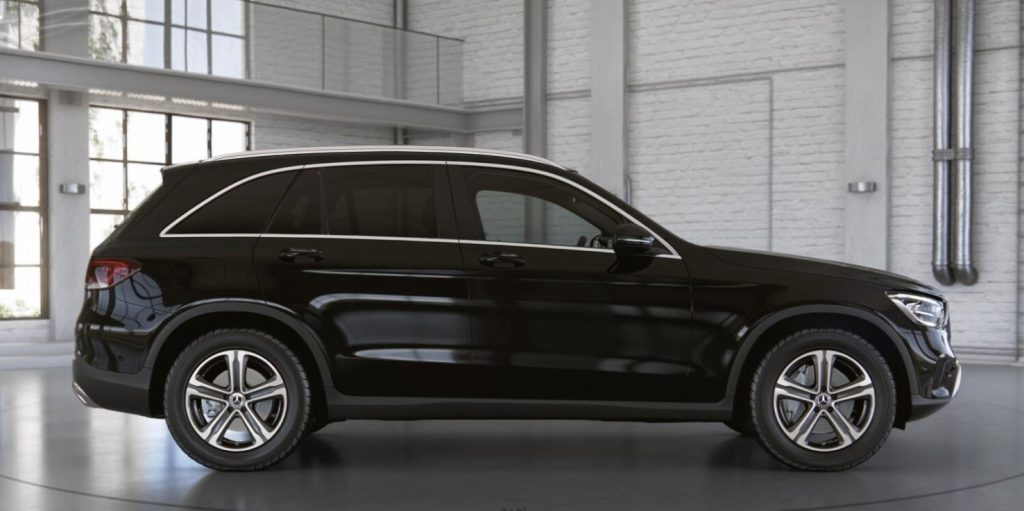 "Mercedes-Benz GLC 220 d 4MATIC ""All Star"""