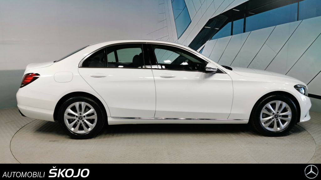 "Mercedes-Benz C 220 d Avantgarde ""All Star"""
