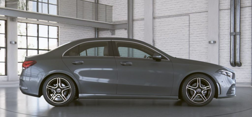 "Mercedes-Benz A 180 d AMG Saloon ""All Star"""