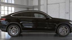GLC 220 D coupe AMG #17008 crni -3