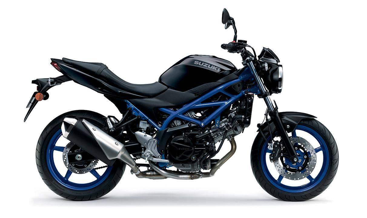 SV650 ABS 35 KW