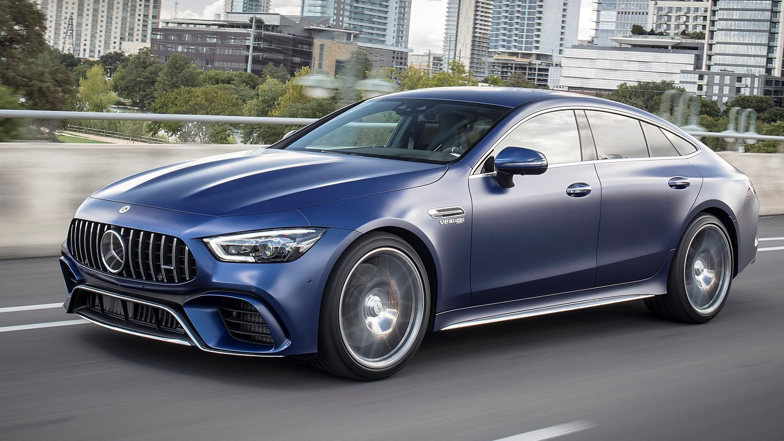 Mercedes-AMG GT Coupe s 4 vrata
